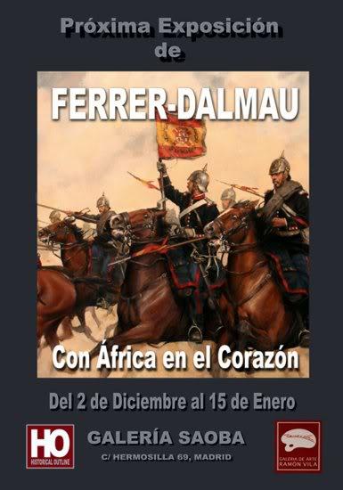Con África en el corazón – Ferrer Dalmau