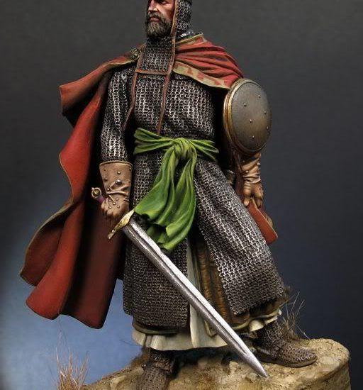 "Rodrigo Díaz de Vivar ""El Cid"""