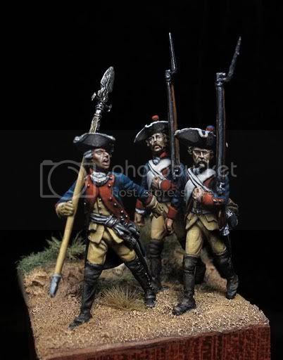Prusianos en 28mm