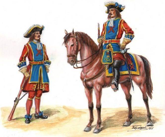 Compañía de Mosqueteros de la Guardia de Felipe V