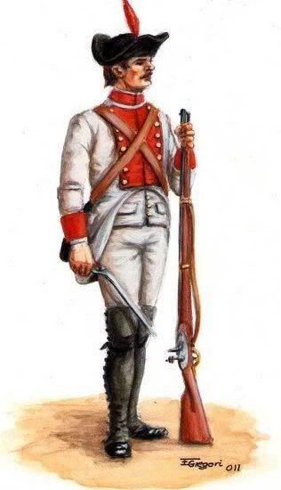Compañía de Infantería Veterana de la Isla Margarita (1804)