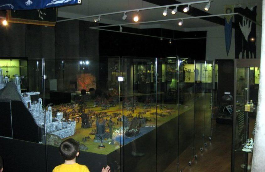 Museo de la miniatura en Kulmbach (y II)