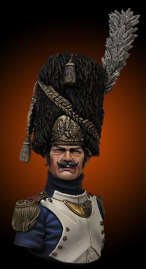 Granadero Francés de la Guardia Imperial