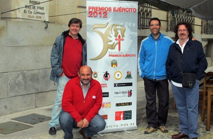 Premios Ejército 2012: Una larga jornada junto al Ejército español.