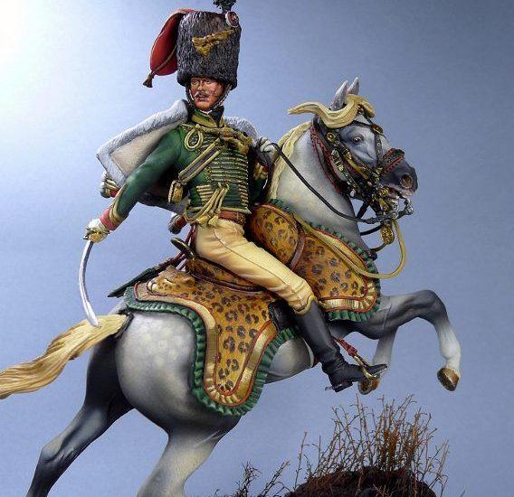 Cazador a caballo de la Guardia Imperial