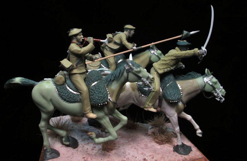 La batalla de Viana. 4-XI-1834