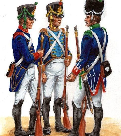 La Infantería (1815)