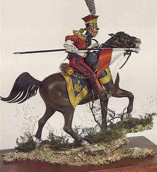 Lancero Rojo (Poste Militaire)