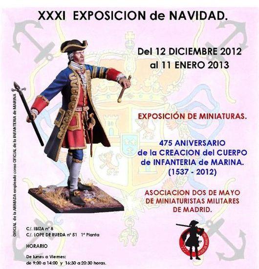 XXXI Exposición de Navidad – AMM 2 de mayo