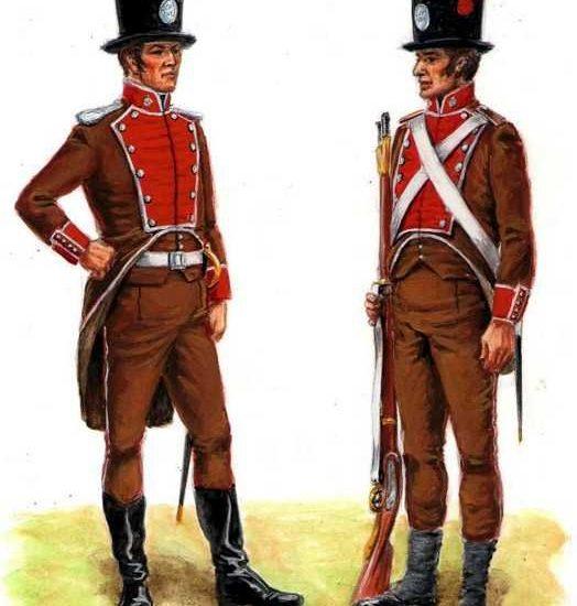 Las milicias honradas, 1808.