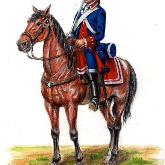 Compañía de Caballería de la Guardia del Virrey del Nuevo Reino de Granada (1789)