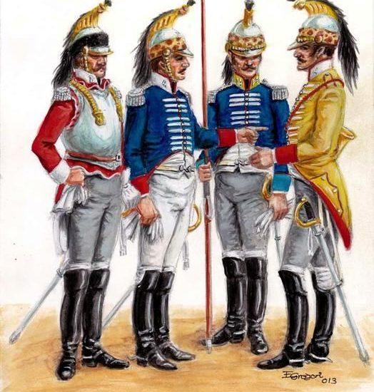 Reglamento de Caballería de 1815