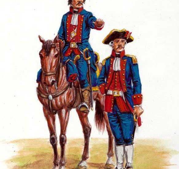 Cuerpo veterano de Blandengues de Montevideo (1799)
