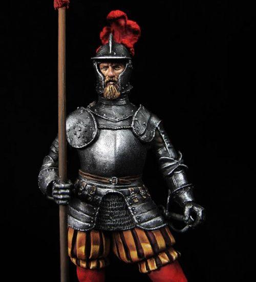 Sgto. de Los Tercios, Pavía 1525