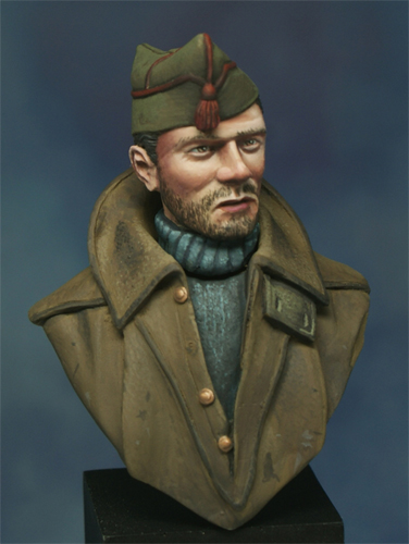 Soldado de Infantería – España 1937