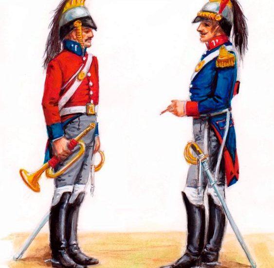 1818. La Caballería