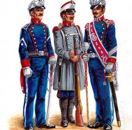 www.losejercitosdelrey.es – 1863. Los Ingenieros