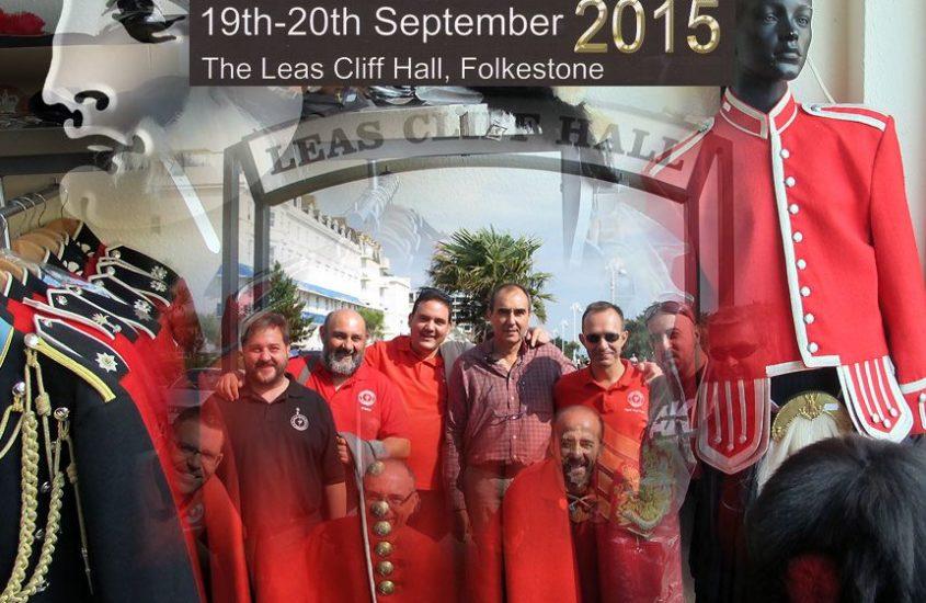 EuroMilitaire 30 Aniversario – Folkestone 2015