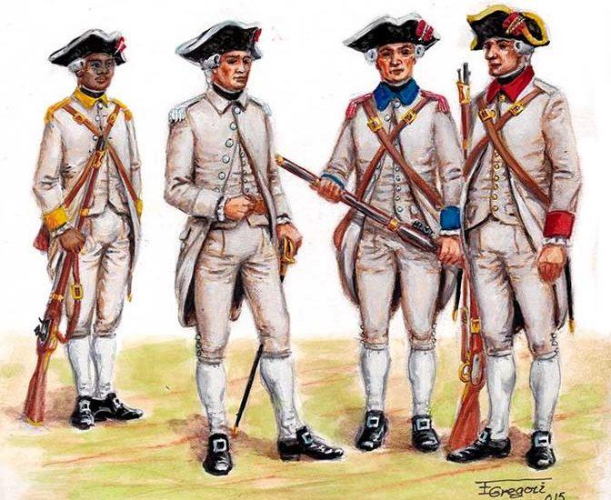 www.losejercitosdelrey.es –  1778. Las Milicias de Yucatán.