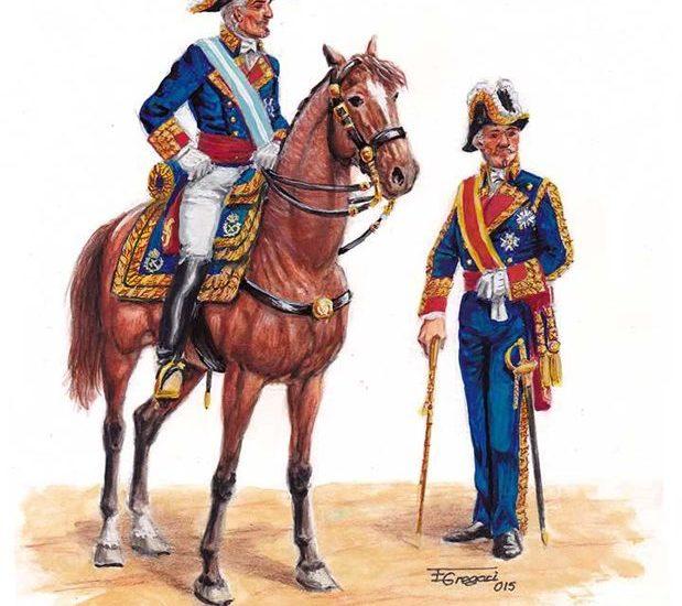www.losejercitosdelrey.es – Estado Mayor General del Ejército en 1863