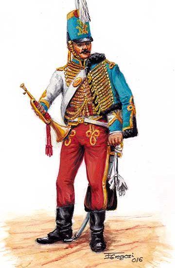 La Caballería al inicio de la primera Guerra Carlista (1833)