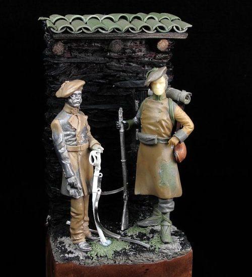 Infantería Carlista