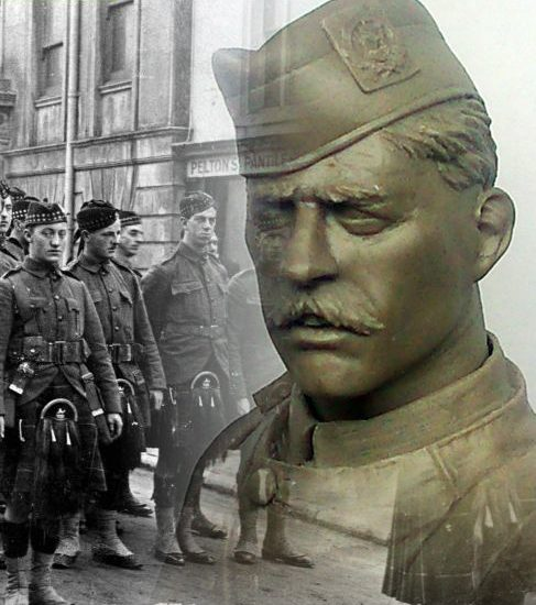 Soldado Liverpool Scotish (1916)
