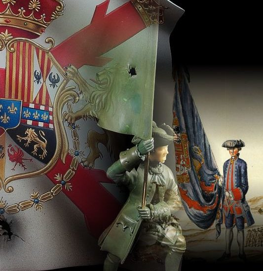 Las Guardias de Infantería Españolas y Walonas de Felipe V