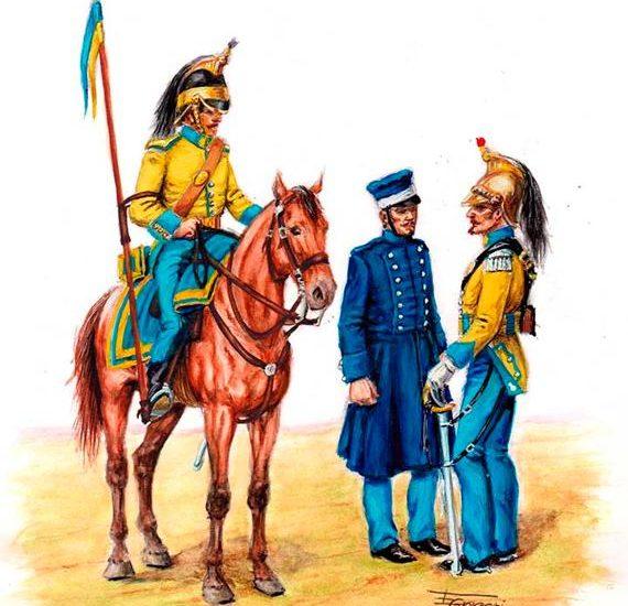 Caballería de Línea (1835)