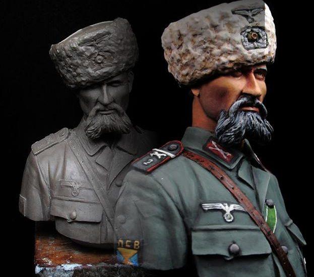 Cosacos en la Wehrmacht