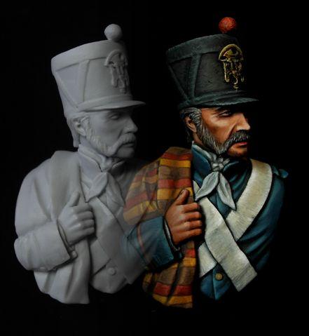 Guerrillero – Guerra de la Independencia Española 1810