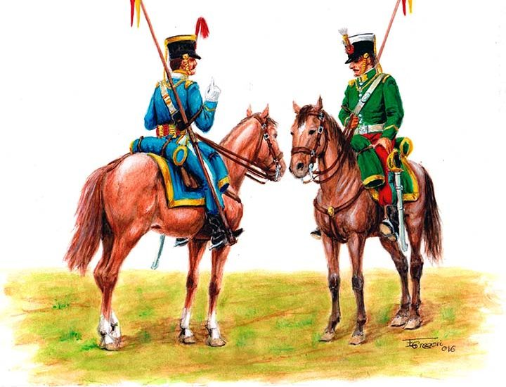 Caballería Ligera (1835)