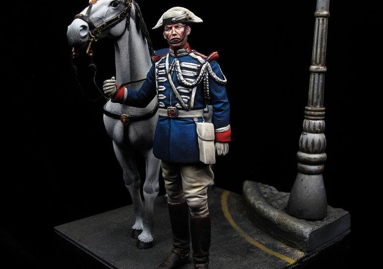 Guardia Civil – Sección caballería – Rgto. de la Guardia. El Pardo, 1970