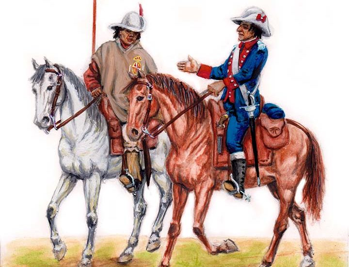 Los milicianos Pardos de Mazatlán (1794)