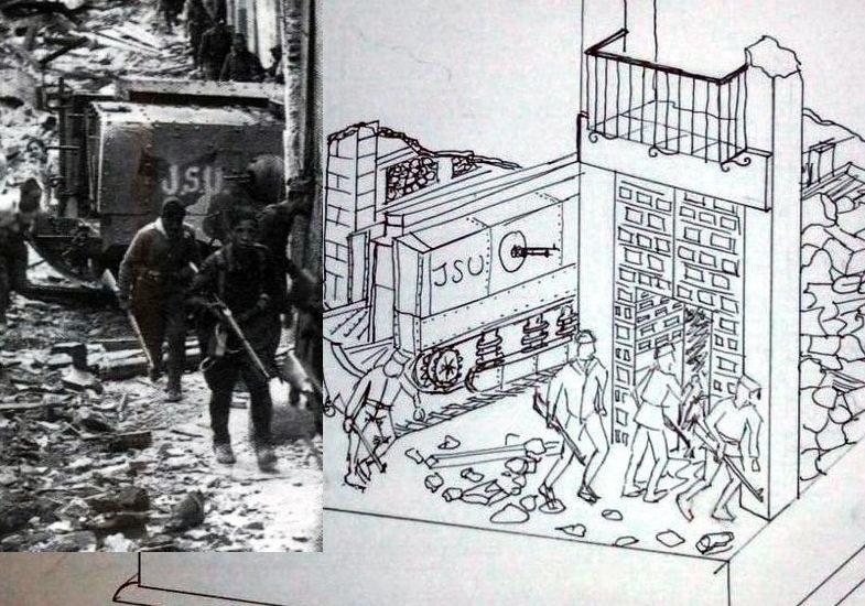 El Asedio. Toledo, 1936 – 01. Planteamiento