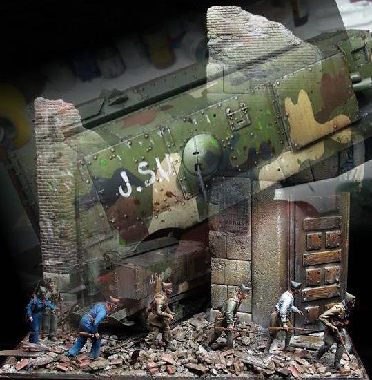 El Asedio. Toledo, 1936 – 02: El vehículo