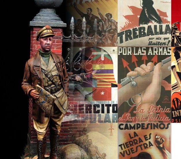 Comisario republicano – Madrid, 26 de Octubre 1936