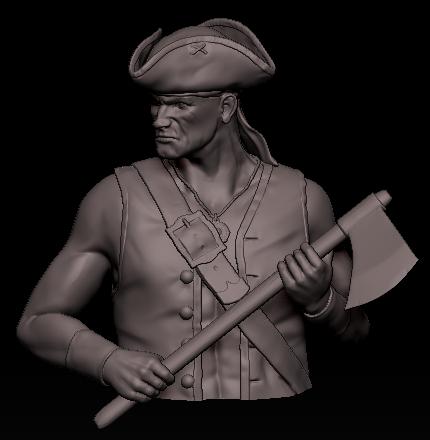 La tecnología 3D y el modelismo de figuras