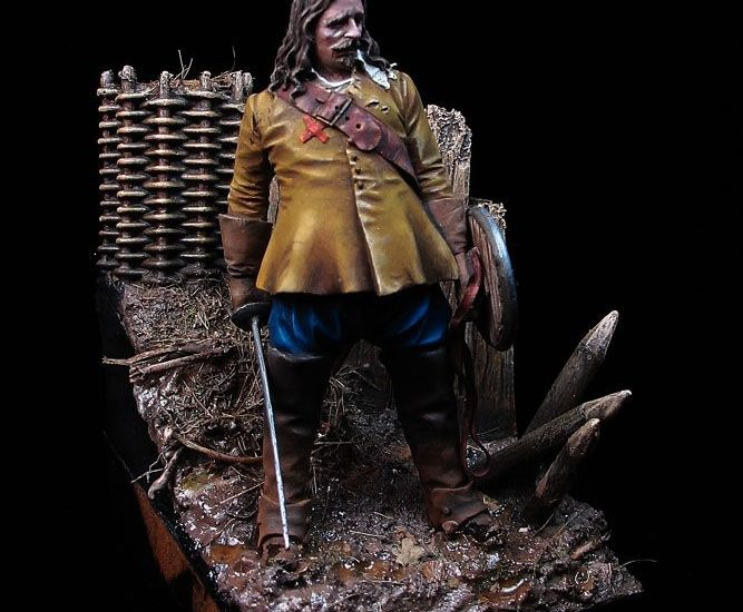 Sargento Carlo Roma. Terheyden, 15 de mayo de 1625