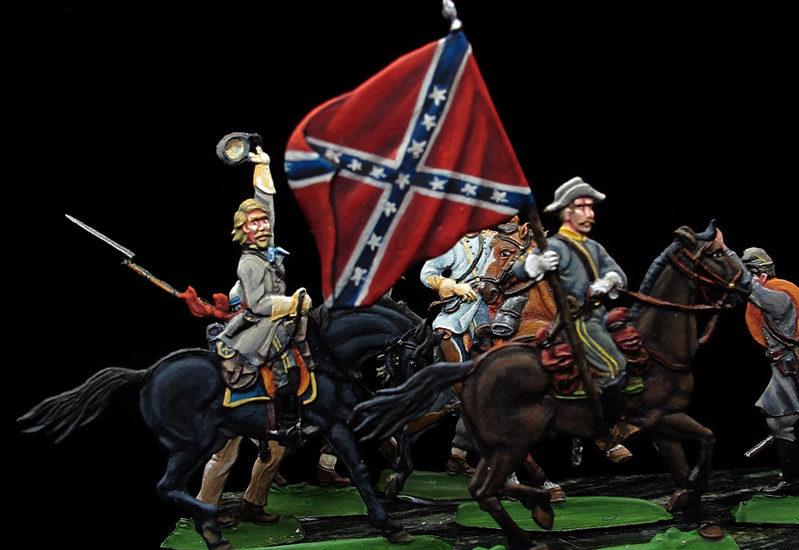 Infantería Confederada