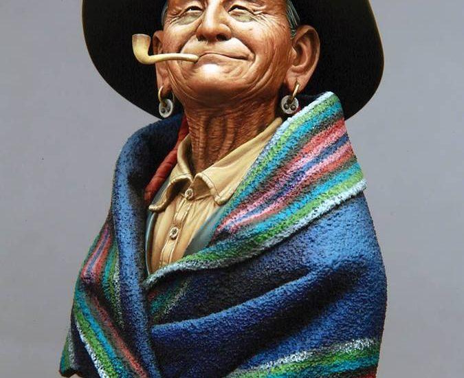 Curso de pintura de caras con Rodrigo Hernández Chacón