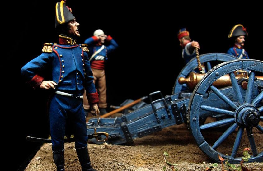 Artillería Española 1809