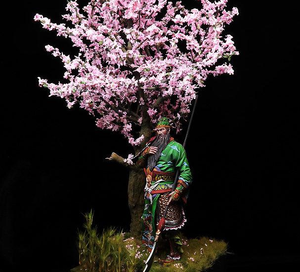 Guan Yu, Chinese General, Ca. 210 aD.