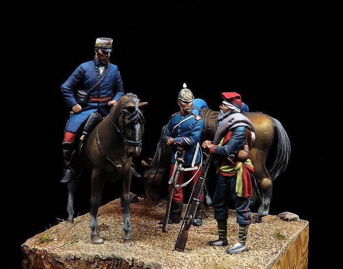 La Batalla de Tetuán (4 de enero de 1860)