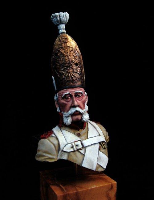 Veterano ruso Rgto. Pavlov