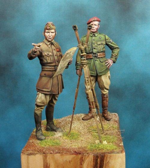 Brigadas Navarras. Campaña del Norte, 1937
