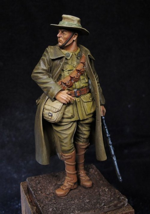 Cavalier Australien, 1916