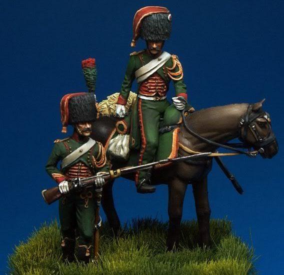 Chasseurs à cheval