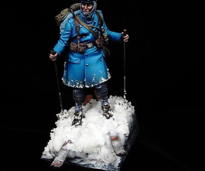 Alpinista Austríaco (I WW)