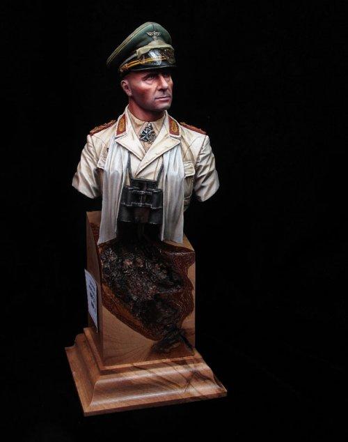 Generalfeldmarschall Erwin Rommel, 1942